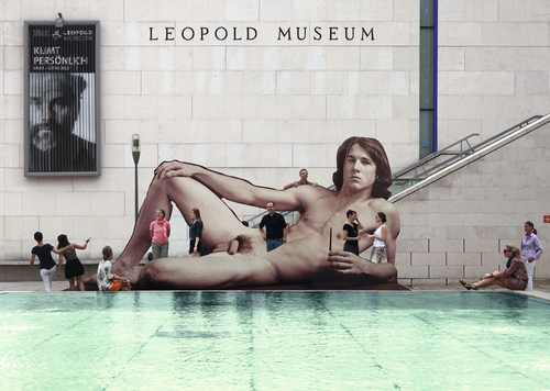 Leopold_naked men_entrance
