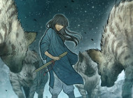 5 things we love about Monstress, the new comic from Marjorie Liu and Sana Takeda