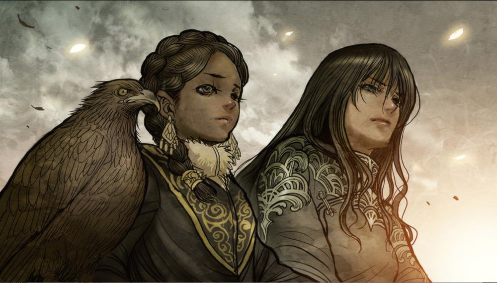 Image result for monstress book