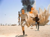 Running away from Star Wars spoilers