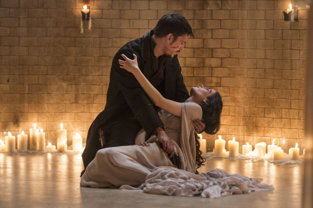 in Penny Dreadful (season 3, episode -). - Photo: Patrick Redmond/SHOWTIME - Photo ID: PennyDreadful_3