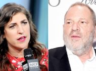 Mayim Bialik reignites the debate on how women dress and sexual harassment